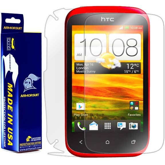 HTC Desire C Full Body Skin Protector