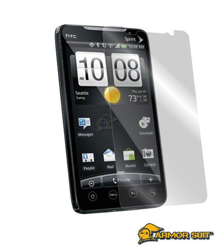 HTC Evo 4G Screen Protector