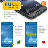 HTC One A9 Matte Anti-Glare Screen Protector