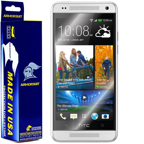 HTC One Mini Screen Protector (Case Friendly)