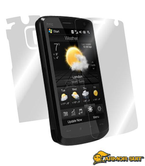 HTC Touch Hd Easy Installation Skin Protector