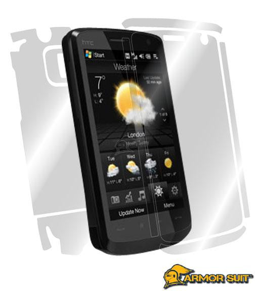 HTC Touch Hd Full Body Skin Protector