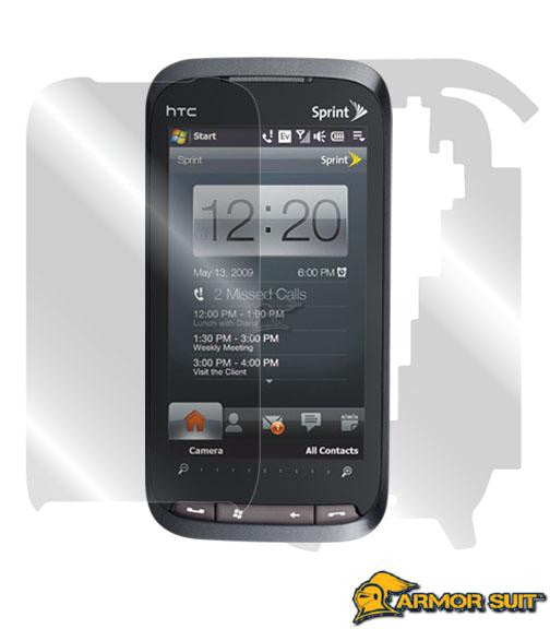 HTC Touch Pro 2 Sprint Full Body Skin Protector