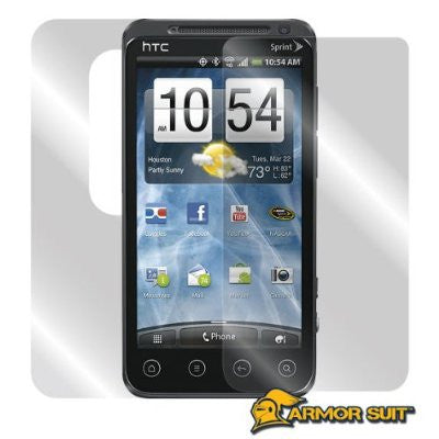 HTC EVO 3D ( Sprint ) Full Body Skin Protector