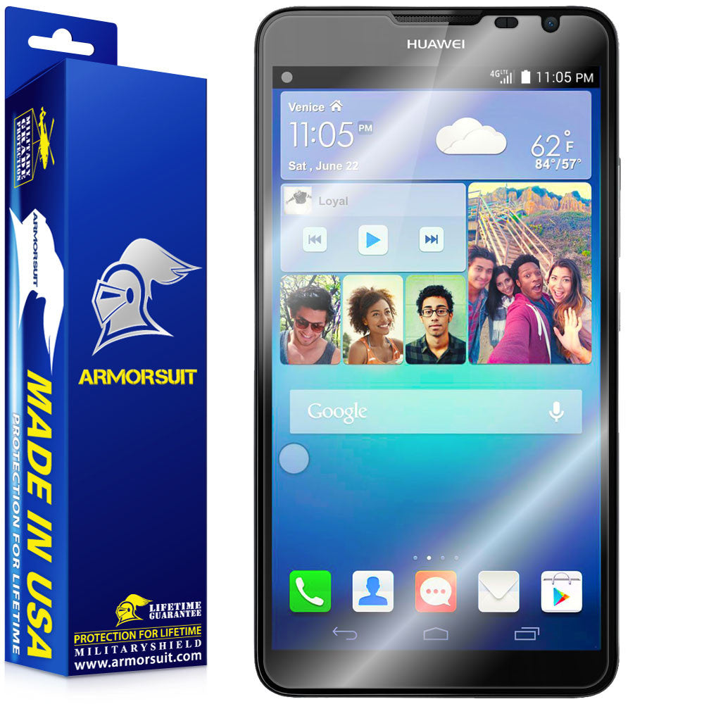Huawei Ascend Mate2 Screen Protector (Case-Friendly)