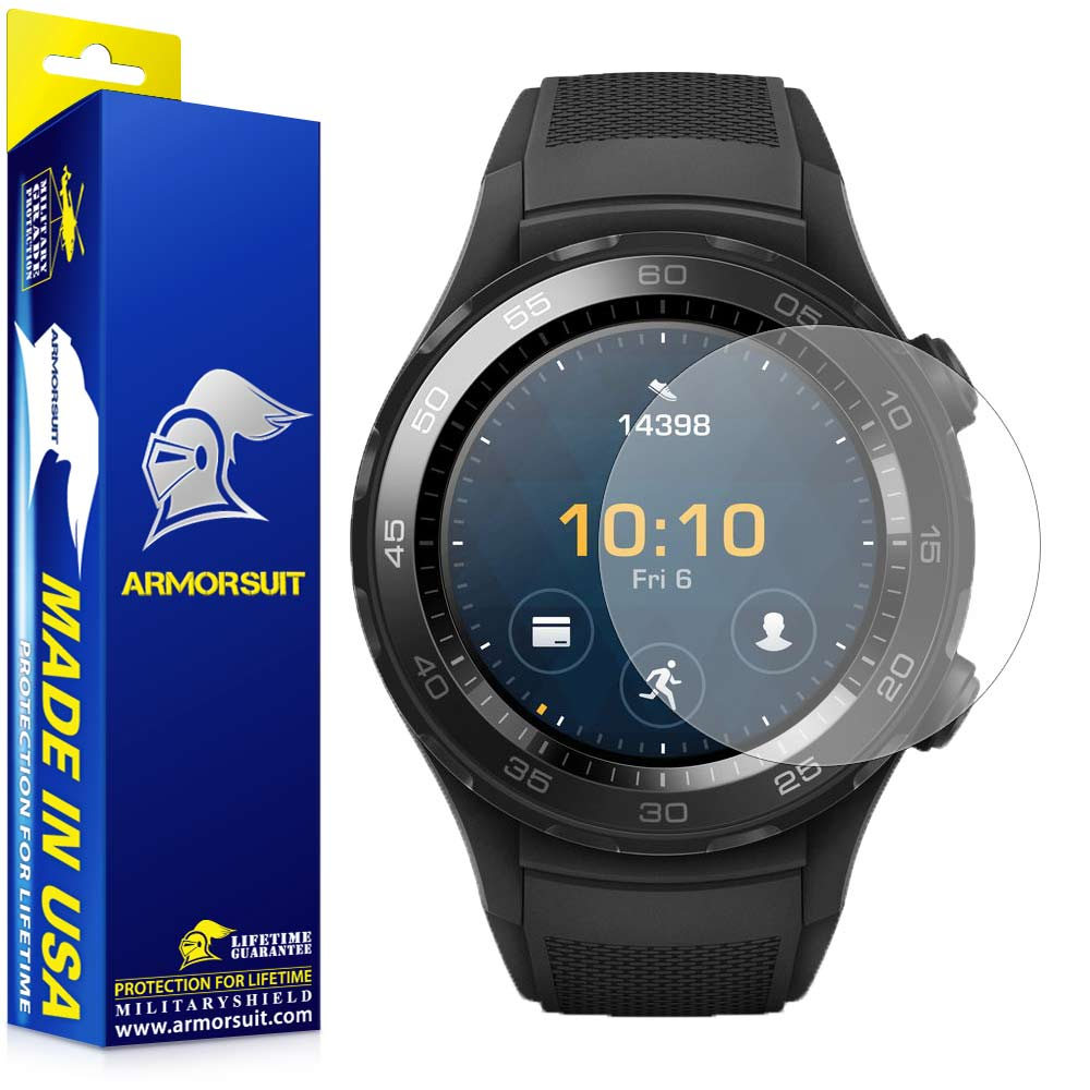 Huawei Watch 2 Sport Anti-Glare (Matte) Screen Protector [2-Pack]