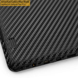 Insignia Flex 10.1 Tablet Screen Protector + Black Carbon Fiber Film Protector