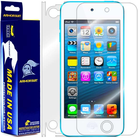 Apple iPod Touch 5G Full Body Skin Protector