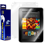 Amazon Kindle Fire HD 7 Inch (2012 First Generation) Full Body Skin Protector