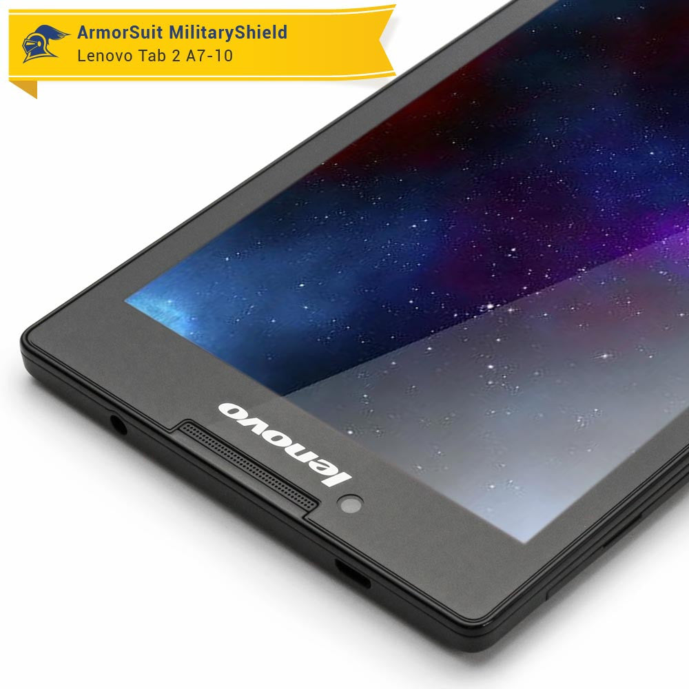 how to open lenovo tab 2 a7