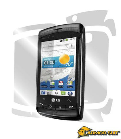 LG Ally VS740 Full Body Skin Protector
