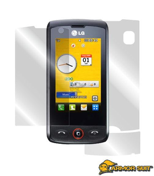 LG Calisto GW520 Full Body Skin Protector