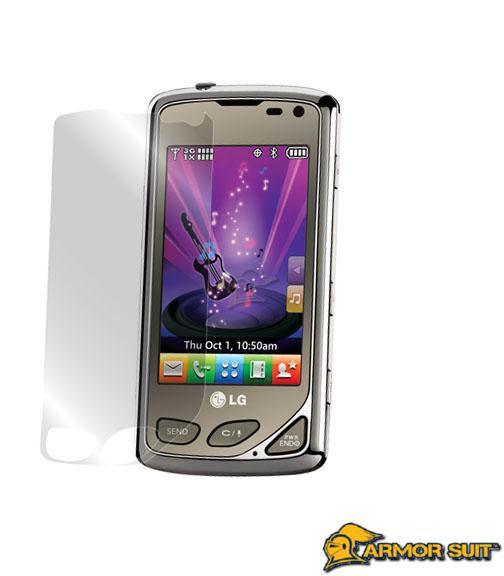 LG Chocolate Touch VX8575 Screen Protector