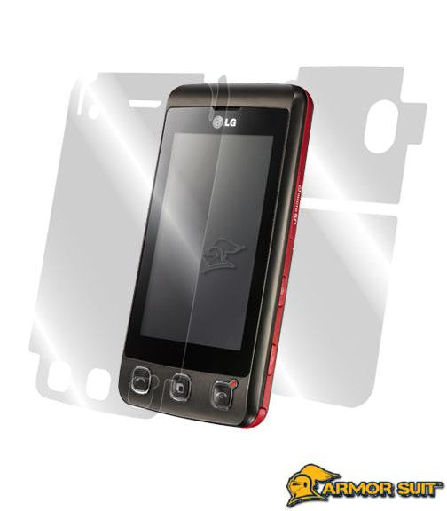 LG Cookie SU910 Easy Installation Skin Protector
