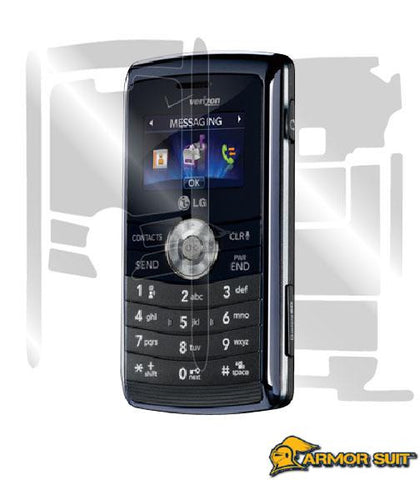 LG ENV3 VX9200 Full Body Skin Protector