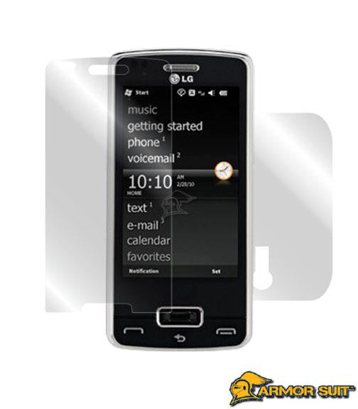 LG EXPO Easy Installation Skin Protector