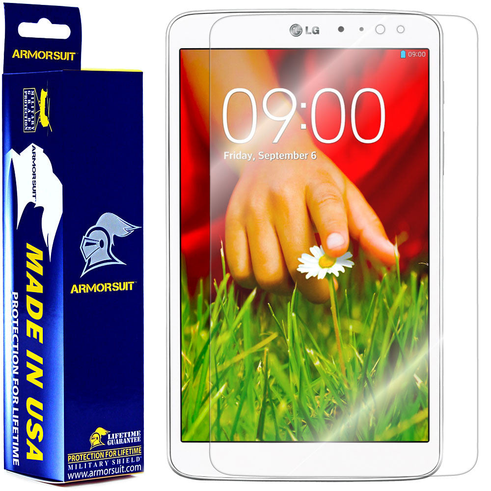 LG G Pad 8.3 (WiFi ONLY) Screen Protector