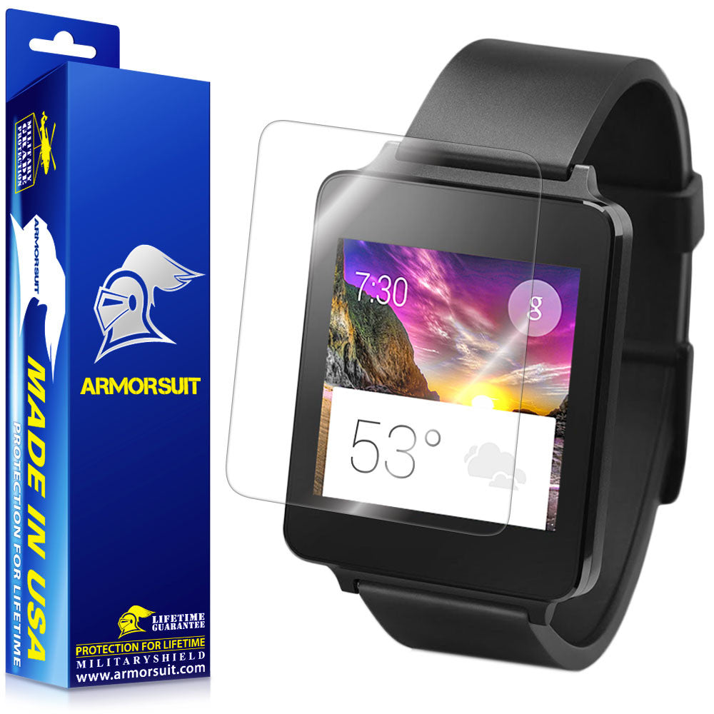 LG G Watch Screen Protector