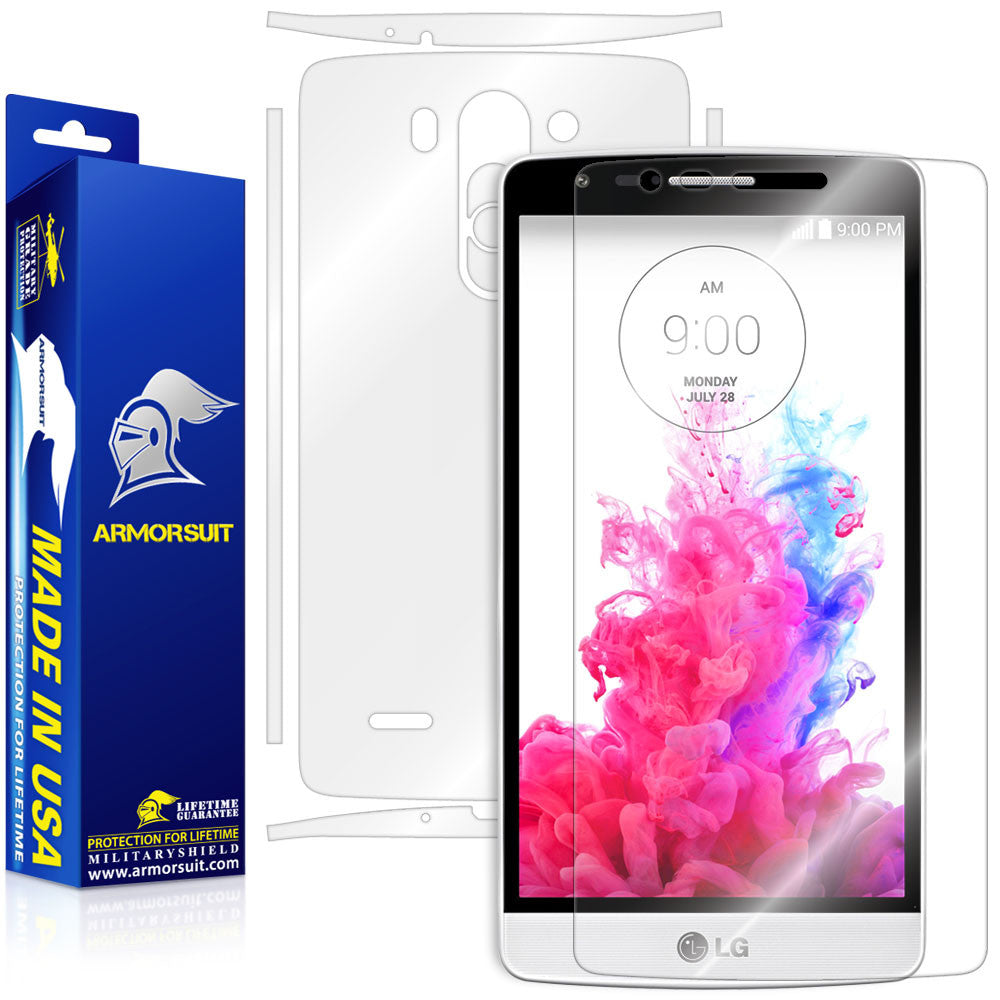 LG G3 Vigor Full Body Skin Protector