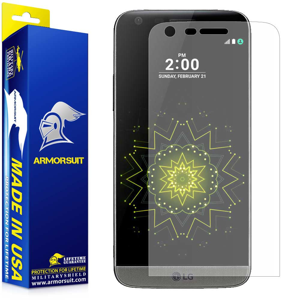 LG G5 Anti-Glare (Matte) Screen Protector