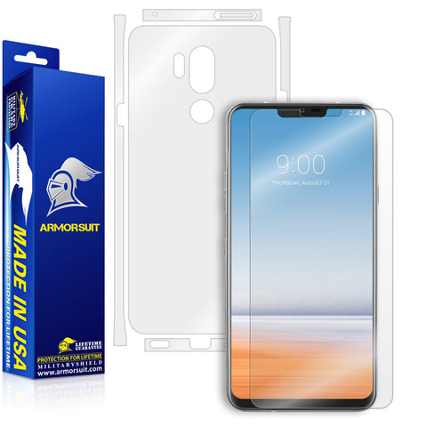 LG G7 ThinQ Full Body Skin Protector