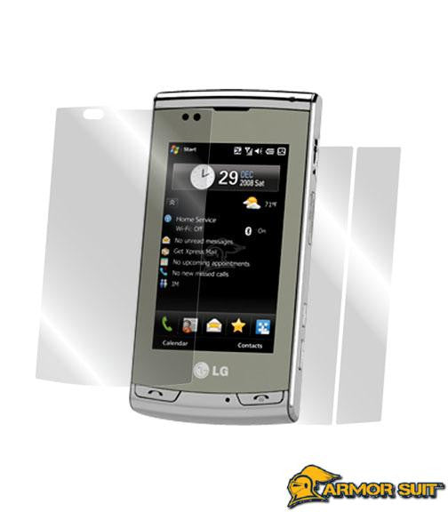 LG Incite CT810 Easy Installation Skin Protector