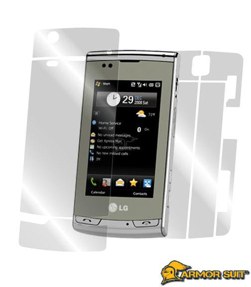 LG Incite CT810 Full Body Skin Protector