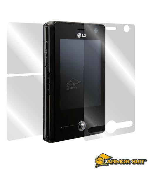 LG KS20 Easy Installation Skin Protector
