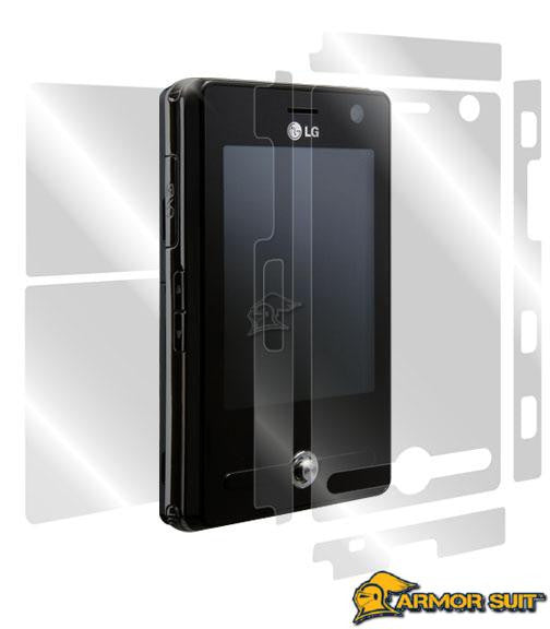 LG KS20 Full Body Skin Protector