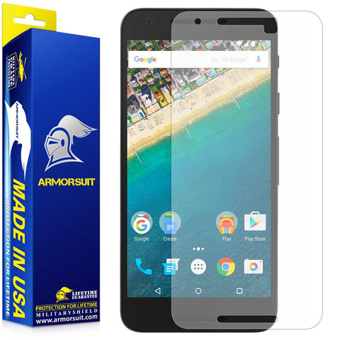 LG Nexus 5X Anti-Glare (Matte) Screen Protector