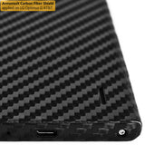 LG Optimus G (AT&T) Screen Protector + Black  Carbon Fiber Film Protector