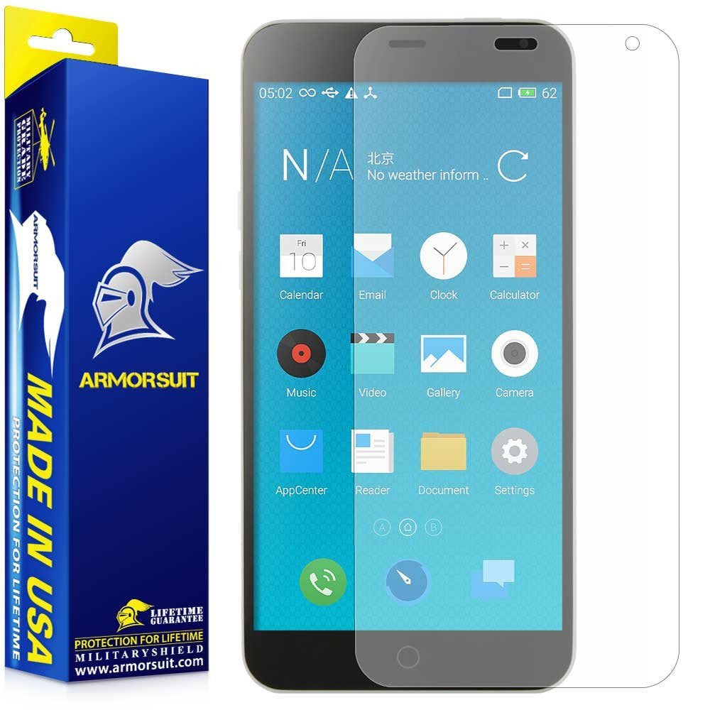 Meizu M1 Note M463U Anti-Glare (Matte) Screen Protector