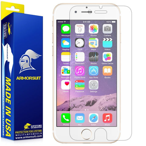 Apple iPhone 6 / 6s Matte (Anti-Glare) Screen Protector