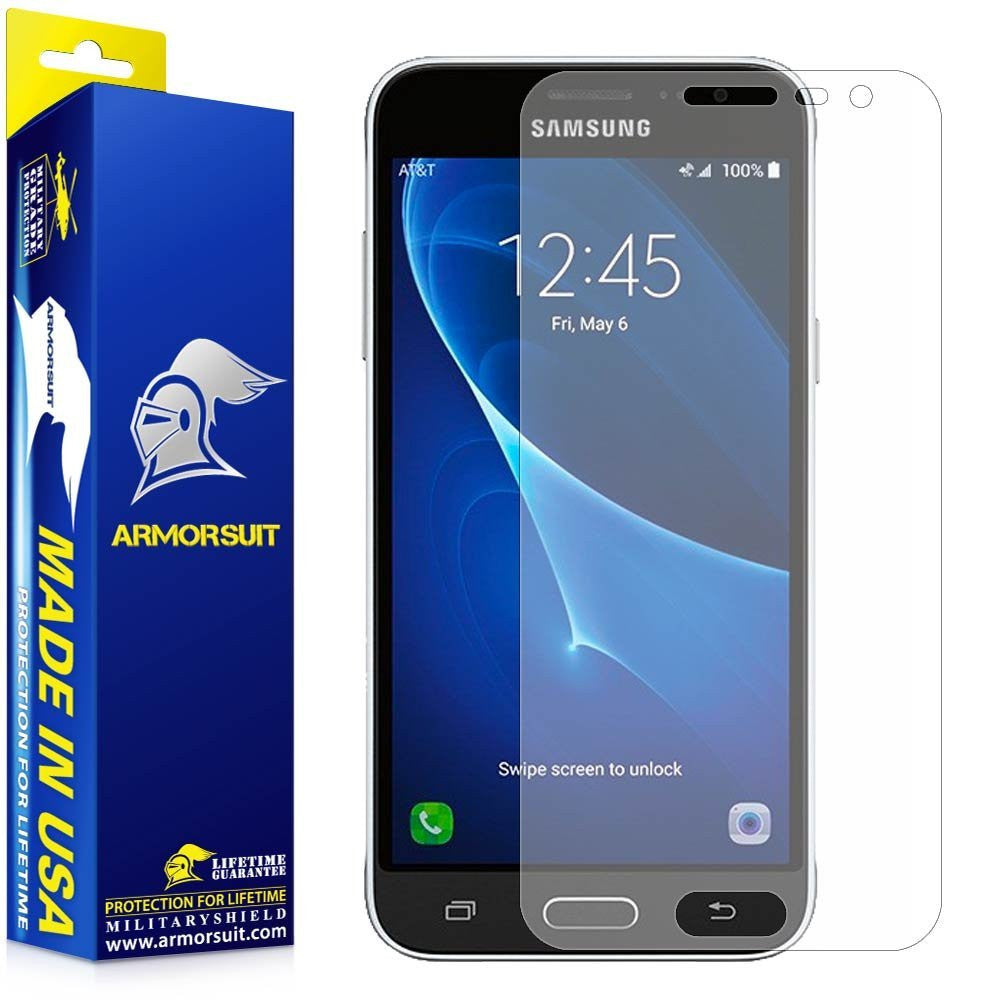 Samsung Galaxy Express Prime Matte Screen Protector