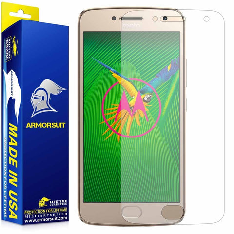 Motorola Moto G Plus 5th Generation Matte Screen Protector