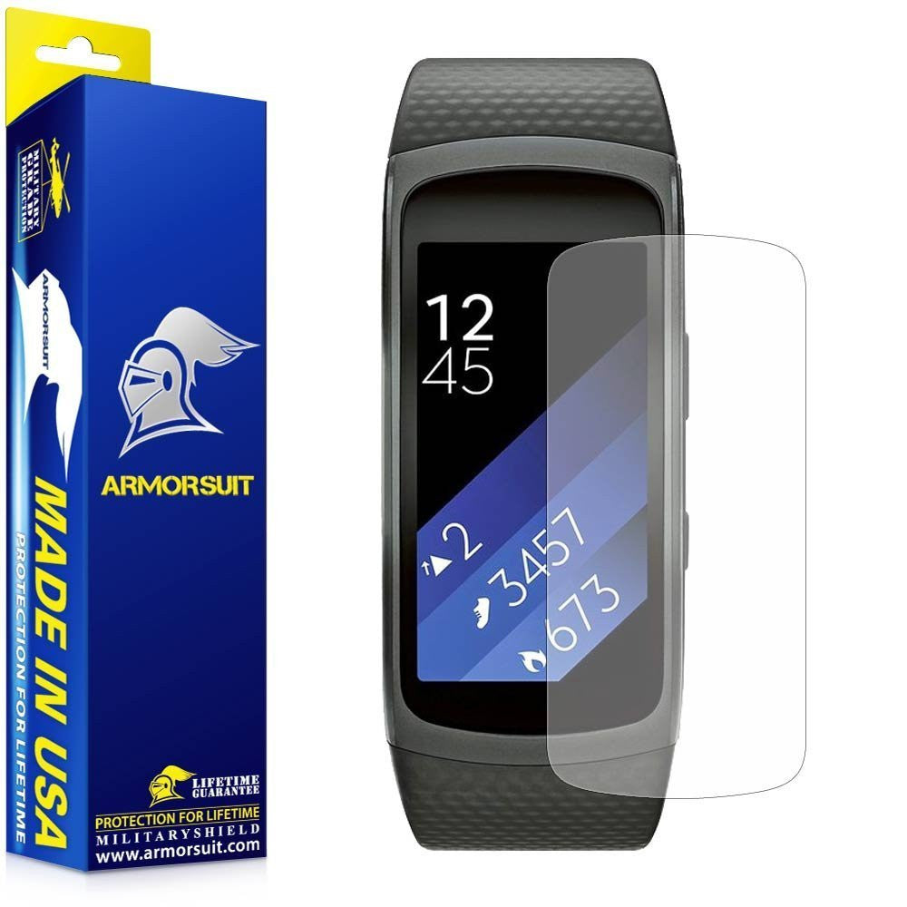 Samsung Gear Fit2 Matte Screen Protector (2-Pack)