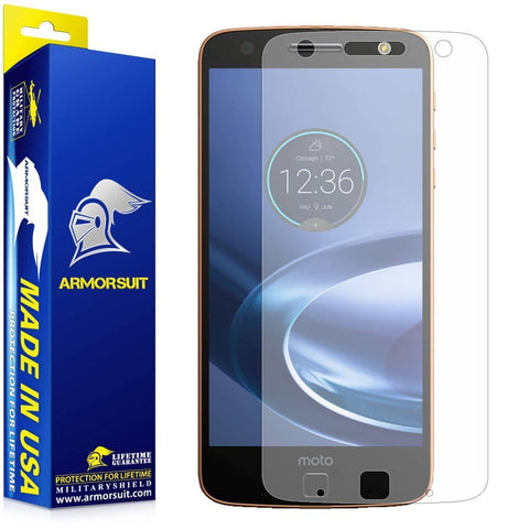 Motorola Moto Z Force / Moto Z Force Droid Matte Screen Protector
