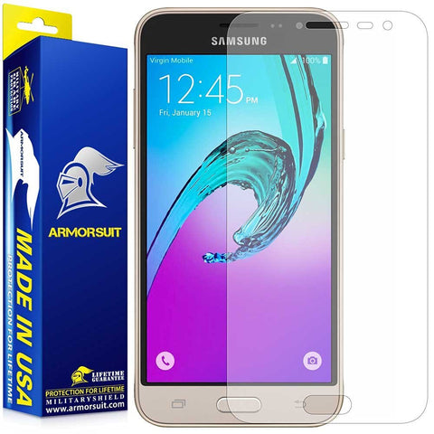 Samsung Galaxy Amp Prime / Galaxy J3 (2016) Matte Screen Protector