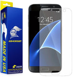 Samsung Galaxy S7 Plus Anti-Glare (Matte) Screen Protector [Full Screen Coverage]