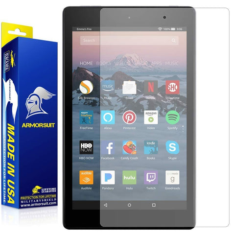 "Amazon Fire 7"" (2017 Released) Anti Glare (Matte) Screen Protector"