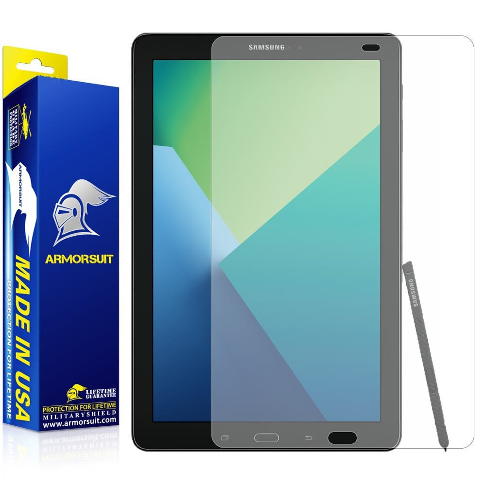 Samsung Galaxy Tab A 10.1 (2016) WITH S PEN Matte Screen Protector