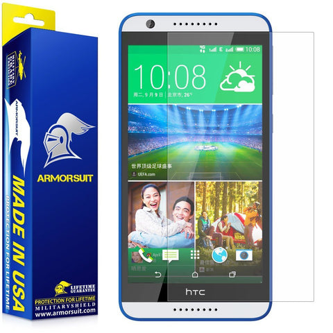 HTC Desire 820 Anti-Glare (Matte) Screen Protector