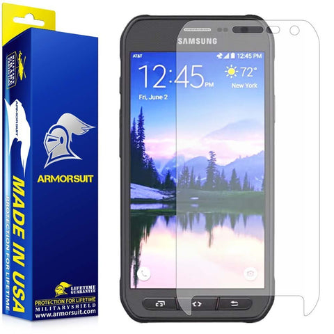 Samsung Galaxy S6 Active Anti-Glare (Matte) Screen Protector