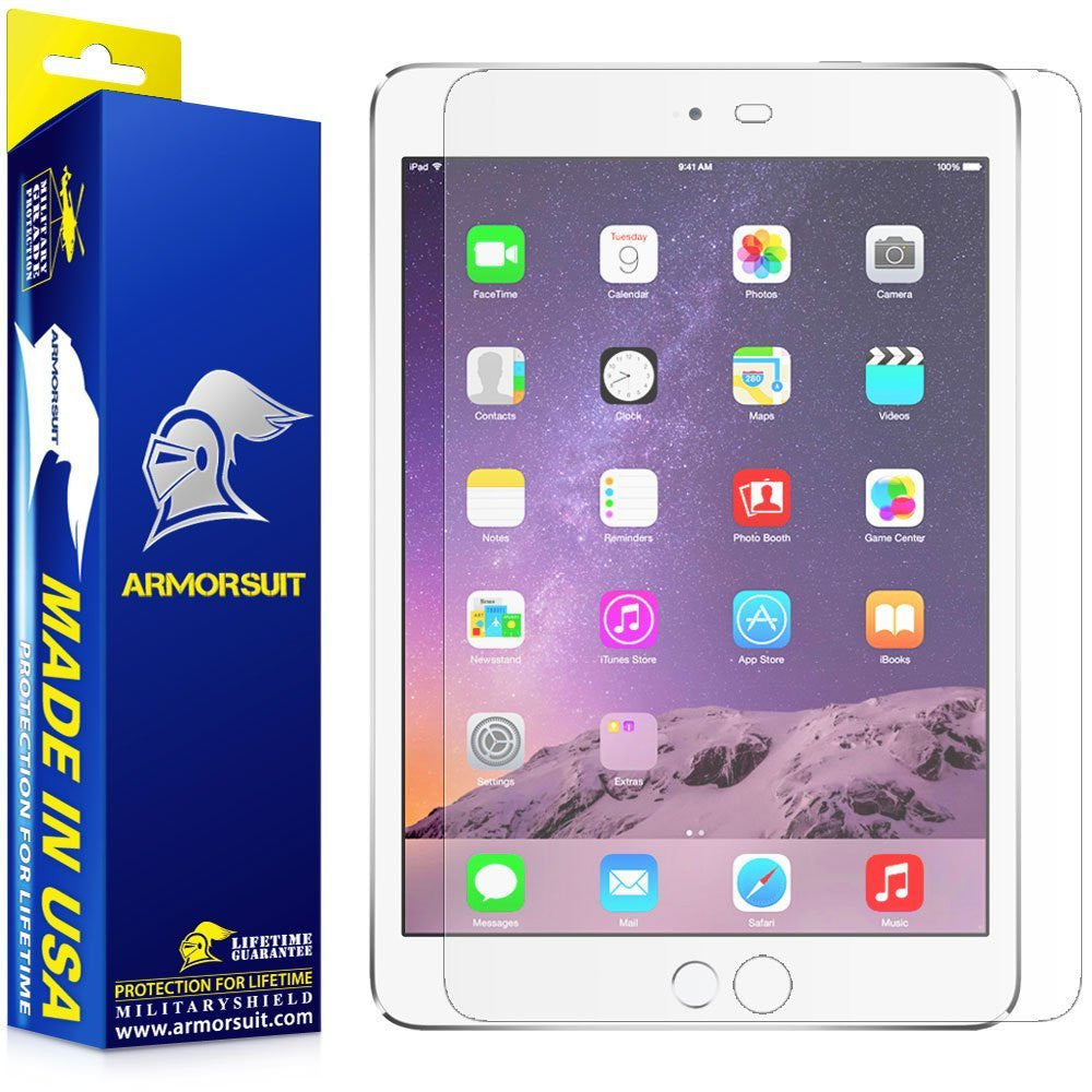 Apple iPad Air 2 Anti-Glare (Matte) Screen Protector