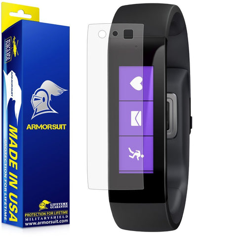 Microsoft Band Anti-Glare (Matte) Screen Protector (2-pack)
