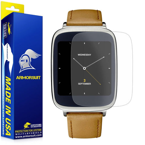 Asus ZenWatch Anti-Glare (Matte) Screen Protector [2-Pack]