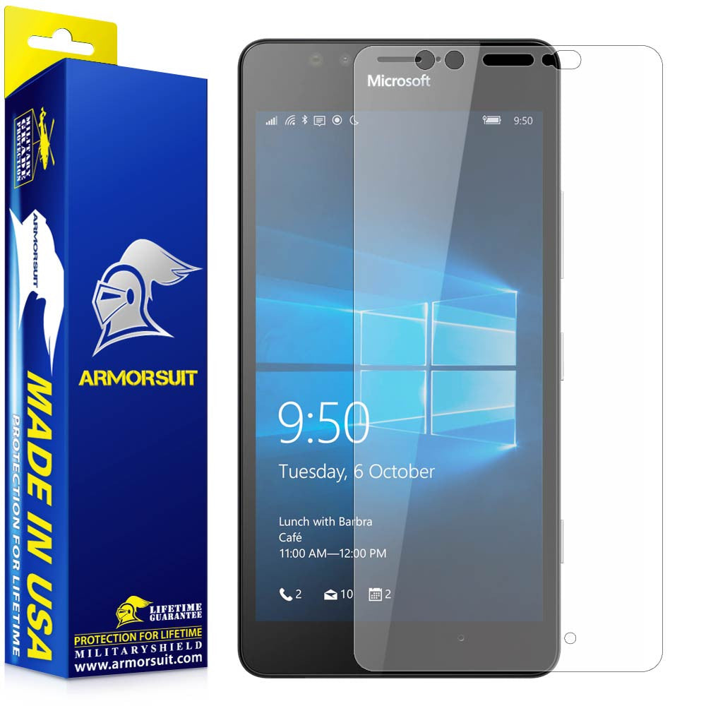 Microsoft Lumia 950 Anti-Glare (Matte) Screen Protector