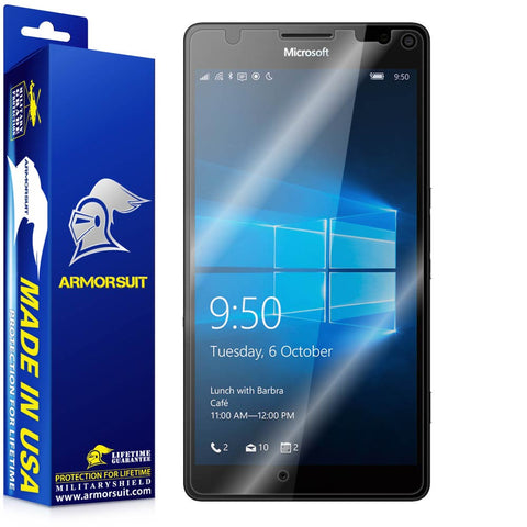 Microsoft Lumia 950 XL Screen Protector (Case Friendly)