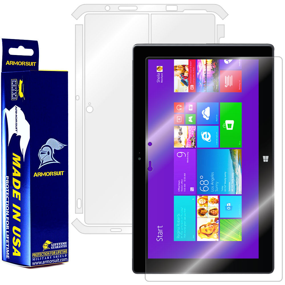 Microsoft Surface Pro 2 Full Body Skin Protector