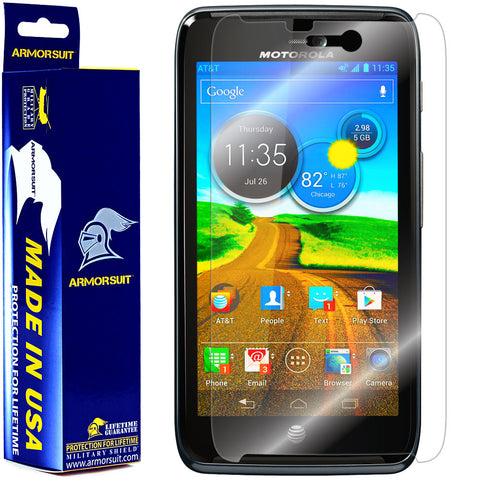 Motorola Atrix HD Screen Protector
